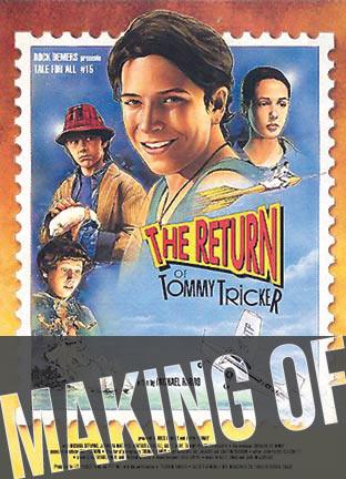 Making of… Le retour des aventuriers du timbre perdu