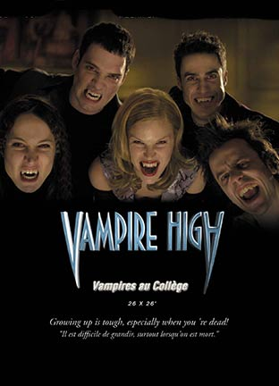 Vampire au Collège