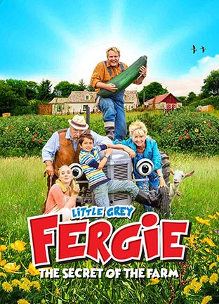 Little Grey Fergie: Country Fun!