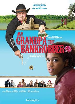 My Grandpa, the Bankrobber