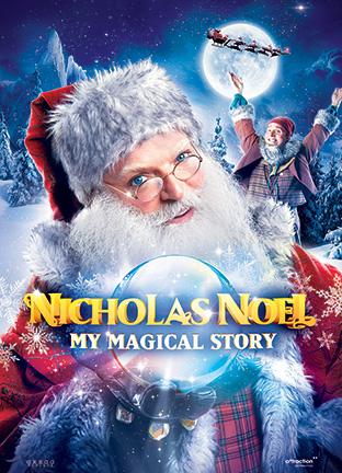 Nicholas Noel: My Magical Story