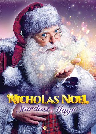 Nicholas Noel: Stardust Magic
