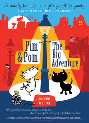 Pim and Pom: The Big Adventure