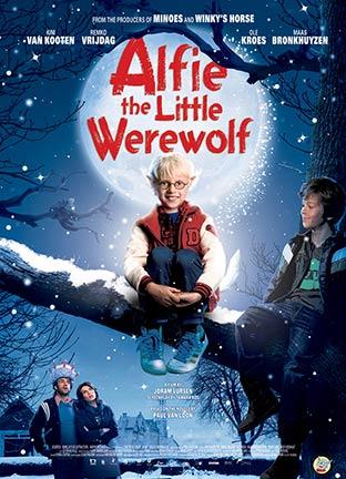 Alfie, The Little Werewolf