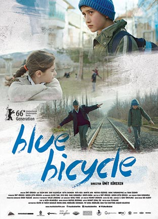 Blue Bicycle
