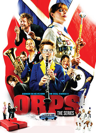 Orps – The Series