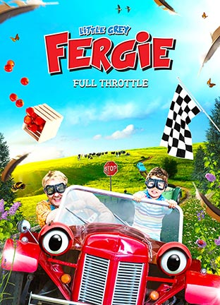 Little Grey Fergie: Full Throttle