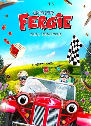 Little Grey Fergie: Full Throttle