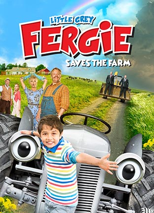 Little Grey Fergie Saves the Farm!