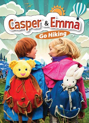 Casper & Emma: Go Hiking