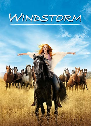 Windstorm and the Wild Horses