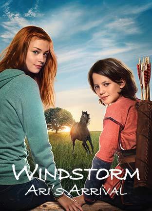 Windstorm :  Ari's Arrival