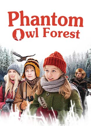 Phantom Owl Forest
